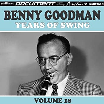 Benny Goodman, Vol. 18 (Breakfast Ball 'The 1934 Sessions')