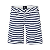 Gaastra - Pantalón corto deportivo - para mujer Azul azul 54