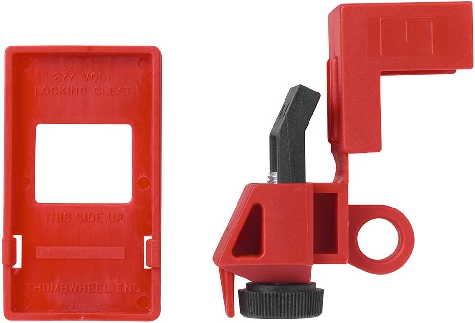 ABUS E201 120 277V Single Pole Circuit Surprise price Breaker Clamp-On OFFer Safety L