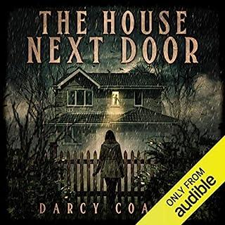 The House Next Door audiobook cover art
