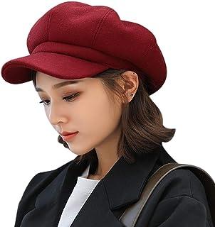OrientalPort - Berretto da donna con visiera, stile classico
