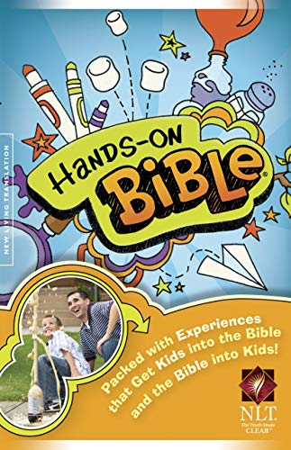 Compare Textbook Prices for Hands-On Bible NLT Softcover Updated Edition ISBN 9781414337692 by Tyndale,Group Publishing