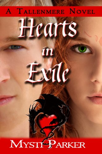 Bargain eBook - Hearts in Exile