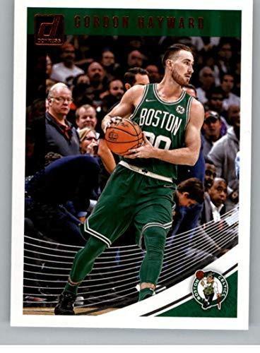 2018-19 Donruss #86 Gordon Hayward Boston Celtics Basketball Card