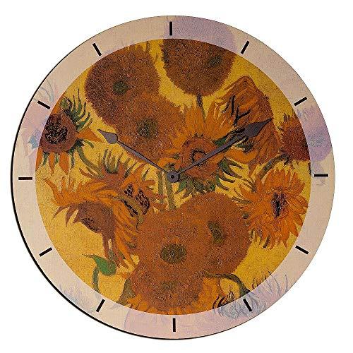 Artopweb Orologio da Parete Reloj de Pared, Madera, 60 x 60 cm
