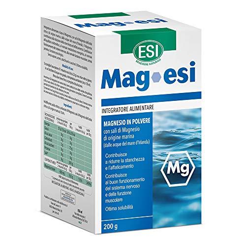 Mag ESI - Integratore Alimentare A Base Di Magnesio - 200 gr