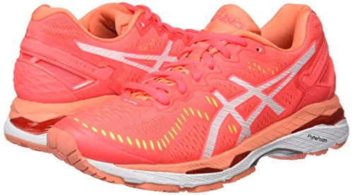 Asics Patriot 8 W, Zapatillas De Running Mujer, Rosa (Diva Pink /White / Coral Pink), 37 EU