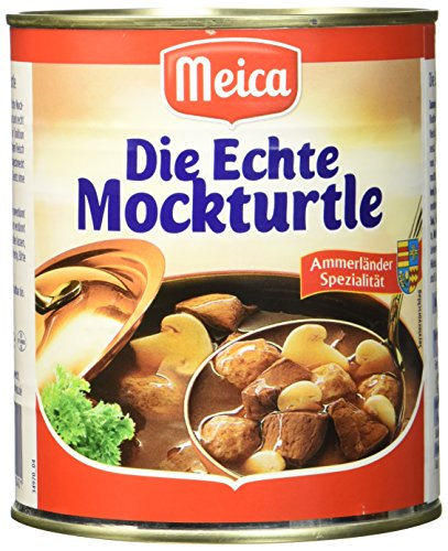Meica Die Echte Mockturtle,tafelfertig, 2er Pack (2 x 800 g)