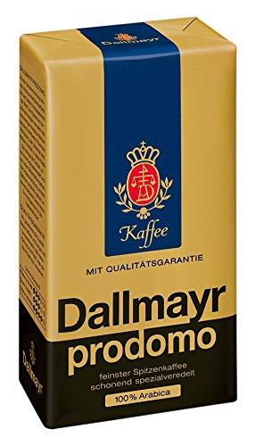 Dallmayr prodomo Röstkaffee gemahlen, 250 g