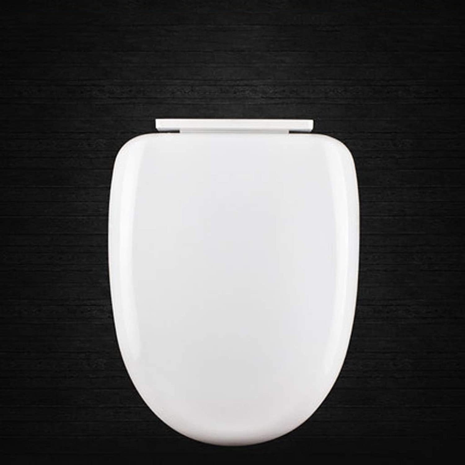 GLJJQMY Toilet Ring Universal Thickened Toilet Cover Down Old Cover Toilet cover