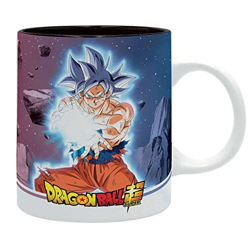 ABYstyle - Dragon Ball Super - Taza - 320 ml - Goku vs Jiren