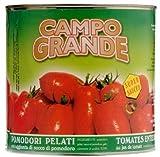 カンポグランデ ホールトマト 1号缶 2500g