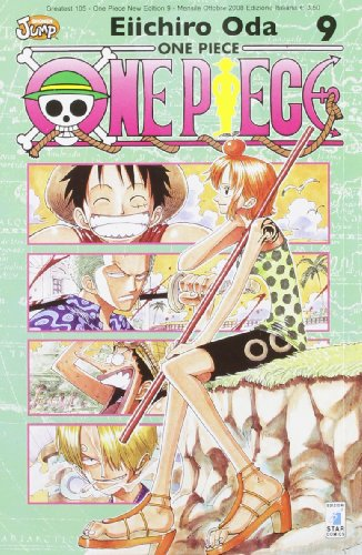 One piece. New edition (Vol. 9)