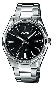 immagine di Casio Orologio Analogico al Quarzo Uomo con Cinturino in Acciaio Inox MTP-1302D-1A1VEF