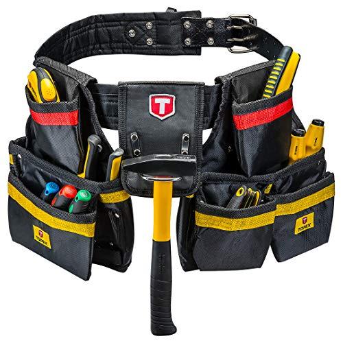 TOPEX Werkzeuggürtel Profi-Werkzeuggürtel 21 Taschen