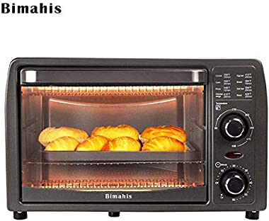 Bimahis Electric Oven 13L Multifunctional Household Mini Oven Kitchen Appliances Dried Fruit Bread Snack Maker Small Baking O