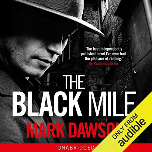 The Black Mile audiobook cover art