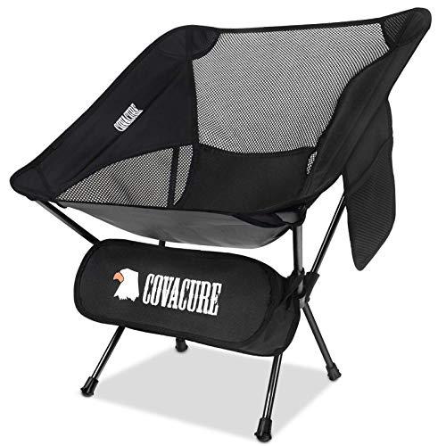 COVACURE CampingstuhlFaltbar -...