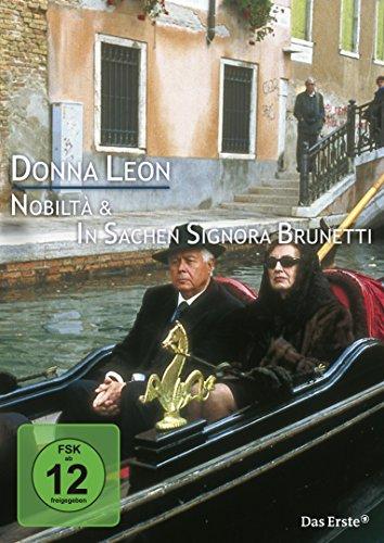 Donna Leon - Nobiltà / In Sachen Signora Brunetti