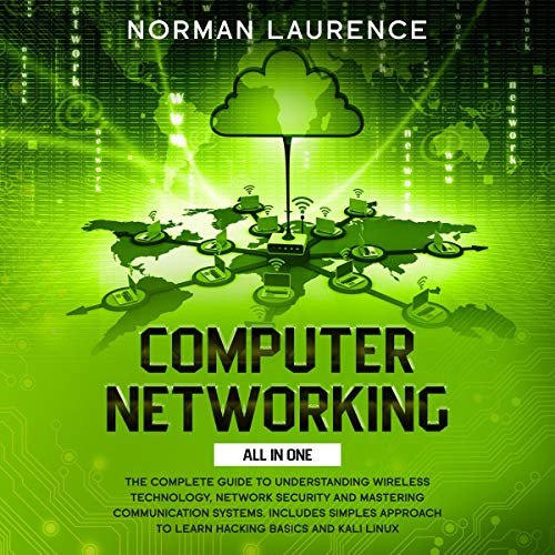 Computer Networking: All in One Audiobook By Norman Laurence cover art