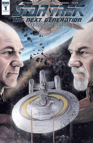 Star Trek: The Next Generation: Through The Mirror #1 (of 5) (English Edition)