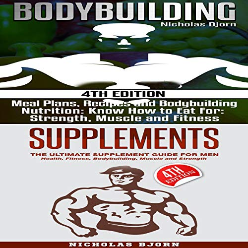 Bodybuilding & Supplements cover art