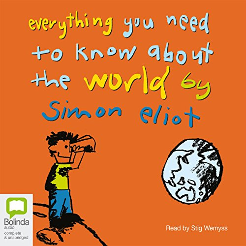 Everything You Need to Know About the World audiobook cover art
