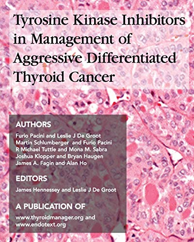 TYROSINE KINASE INHIBITORS in MANAGEMENT  of  AGGRESSIVE  DIFFERENTIATED THYROID CANCER