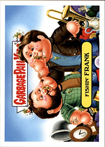 2016 Garbage Pail Kids Prime Slime Reality TV Series #7a Fishin' Frank