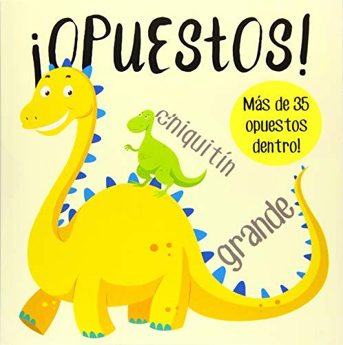 ¡Opuestos!: Un divertido libro de aprendizaje para niños de 2 a 5 años.