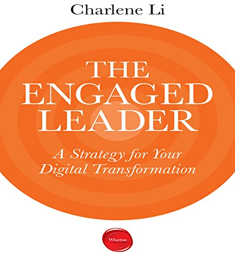The Engaged Leader cover art