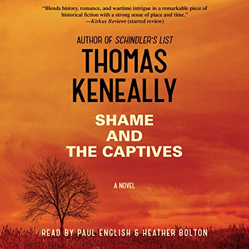 Shame and the Captives Titelbild