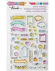 مجموعة الطوابع الشفافة الطوابع، رقائق مجلة