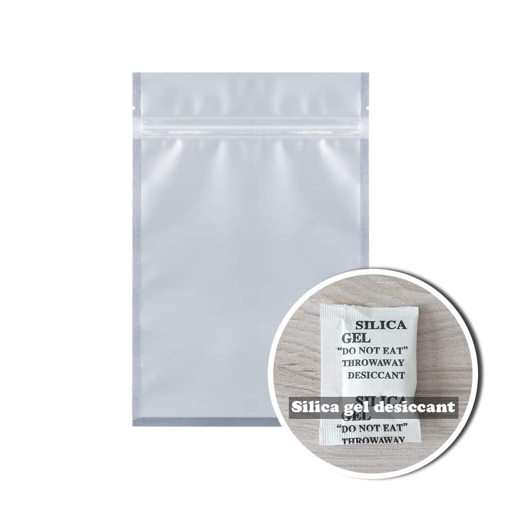 EASTCHEM 2 Gram Pack of 100 Mail order cheap Desiccant Drying Packets Superior Silica Gel