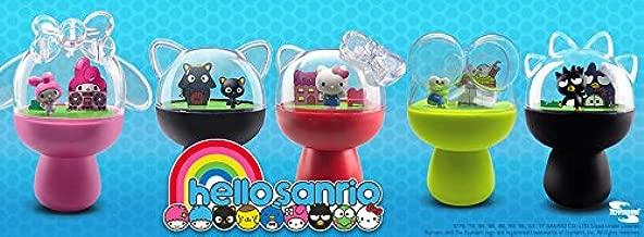 "Toynami Hello Sanrio 4"" Capsule Diorama Assortment (5 Pack)"