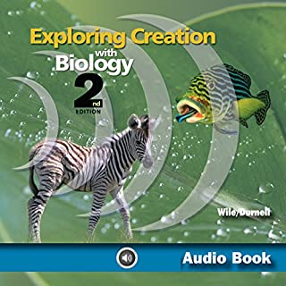 Exploring Creation with Biology audiobook cover art