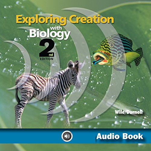 Exploring Creation with Biology cover art