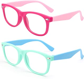 عینک مسدود کننده چراغ آبی بچه گانه Gaoye 2 Pack