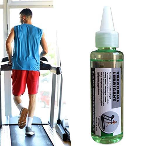 flou - lubrificante speciale per tapis roulant, lubrificante per macchina da corsa, olio di silicone, 60 ml, per tutti i tipi di tapis roulant moderni