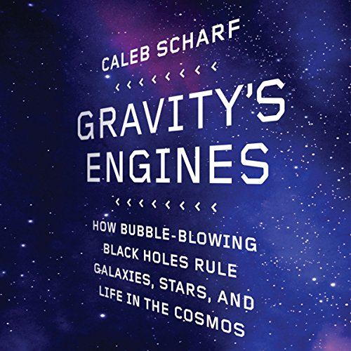 Gravity's Engines audiobook cover art