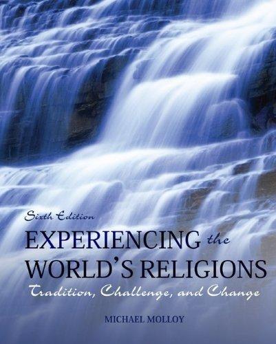 EXPERIENCING WORLD'S RELIGIONS >CUSTOM< [Paperback] [2013]
