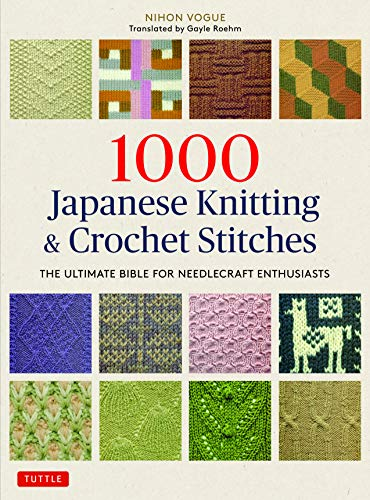 1000 knitting patterns book - 1