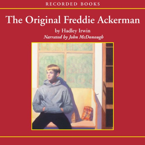 The Original Freddie Ackerman audiobook cover art