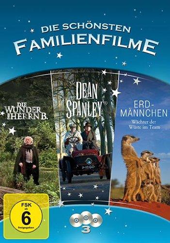Die schönsten Familienfilme [3 DVDs]