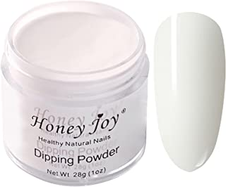 28g/Box Dipping Powder French Manicure Pink and White Clear Transparent Starter Kit Dip Powder Nails No Cure,0.98oz per bo...