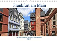 Frankfurt am Main die neue Altstadt vom Taxifahrer Petrus Bodenstaff (Wandkalender 2022 DIN A4 quer): Die Altstadt von Frankfurt wurde neu ins Leben gerufen (Monatskalender, 14 Seiten )