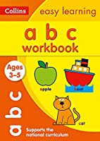 ABC Workbook: Ages 3-5 (Collins Easy Learning Preschool)