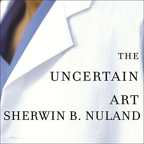The Uncertain Art audiobook cover art