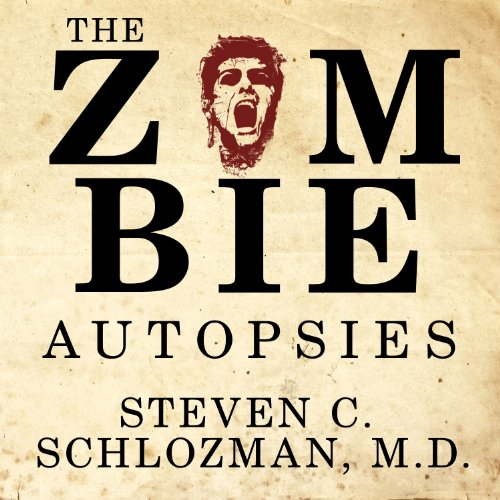 The Zombie Autopsies audiobook cover art