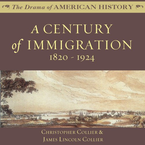 A Century of Immigration copertina